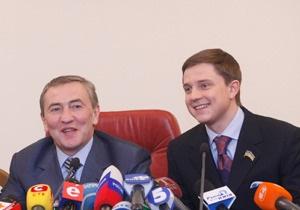 БЮТ призвал Черновецкого добровольно уйти с поста мэра Киева