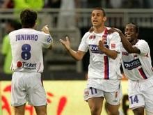 Французская Лига 1: Холодный душ для Лиона