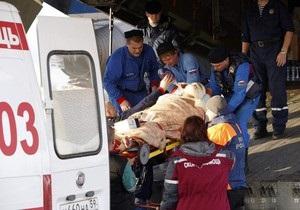 Состояние 76 пострадавших в пермском клубе остается тяжелым