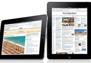 Apple iPad может стать для газет тем же, чем iPod стал для музыки - издатели