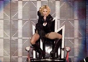 Мадонну обвиняют в плагиате