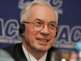 Азаров предложил разработать новую программу сотрудничества с МВФ