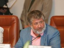 Коломойский сменил Рабиновича на посту президента Объединения еврейских общин