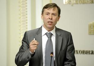 Соболев раскритиковал проект Януковича о выплатах при рождении детей: Каждая семья потеряет от 200 гривен