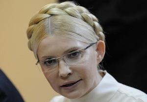 В Киеве возобновился суд по делу Тимошенко