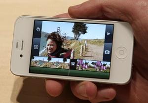 Белый iPhone 4 поступит в продажу в апреле