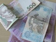 В Украине темп роста зарплат снизился более чем вдвое
