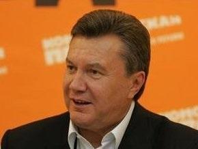 Янукович одобрил решение Тимошенко не выступать на Донбасс-Арене