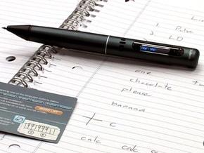 Livescribe создаст цифровую ручку для Macintosh