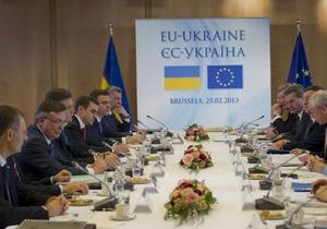 У Киева нет Плана Б в отношениях с Евросоюзом - посол