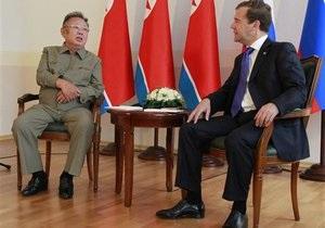 Фотогалерея: Северокорейский экспресс. Приключения Ким Чен Ира в Сибири