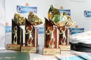 Депутаты и бизнесмены сразились за Elite Cup под пиво компании «Славутич», Carlsberg Group