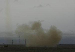 В России в результате взрыва на военном полигоне погибли шесть человек