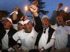 Грузинская оппозиция планирует пикетирование мэрии Тбилиси