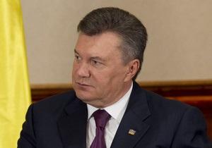 Массовые перестановки. Янукович подписал 45 указов об увольнении и назначении глав районов