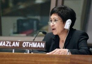 В ООН  опровергли информацию о возможном назначении  космического посла