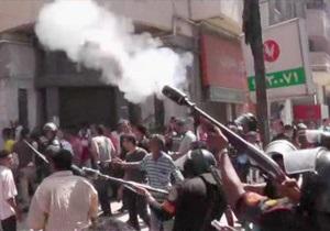 Египет - туризм - В Египте массовые беспорядки добрались до курортной зоны