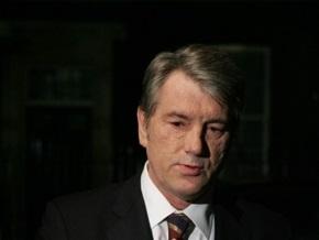 Ющенко: Россия никогда не сможет отказаться от транзита газа через Украину