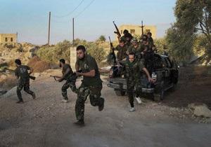Сирийская оппозиция говорит о тяжелых боях в Дамаске