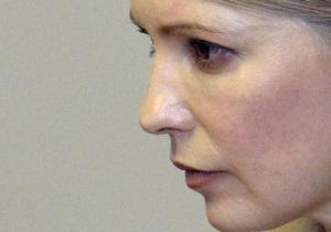 МВД: ЕСПЧ не может отменить приговор Тимошенко