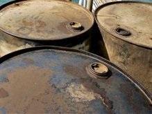 Сегодня цена на нефть упала на 2$