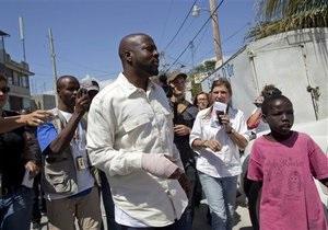 На Гаити стреляли в известного рэпера