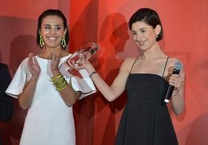 В Киеве назвали лауреатов Best Fashion Awards 2013