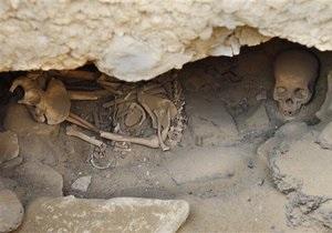 В подвале здания Роскомстата нашли мумифицированные останки людей