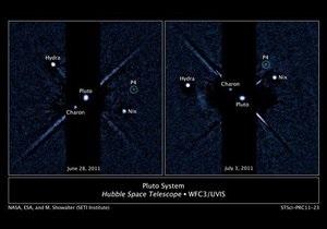 Астрономы предложили пользователям сети выбрать имена для спутников Плутона