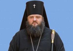 Глава Запорожской епархии обратился к Януковичу, Пшонке и судьям  о снисхождении к обвиняемым во взрыве храма