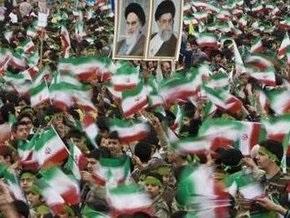 В Иране празднуют 30-летие Исламской революции