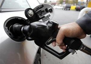 Цены на бензин в Украине остаются стабильными