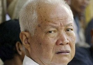Лидеру красных кхмеров предъявили обвинения в геноциде