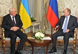 Азаров: До достижения компромисса по газовым договорам остались считанные дни