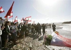 Причиной катастрофы эфиопского авиалайнера у побережья Ливана стала ошибка пилота