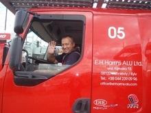 Компания Е. Х. Хармс Автомобиль Логистикс Украина отмечает первый юбилей