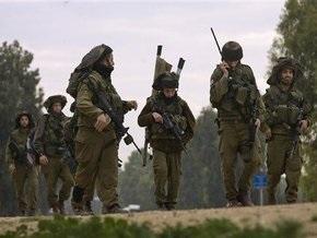 Израиль вывел всех резервистов из сектора Газа