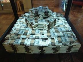 На финансирование деятельности правительства США  в 2009 году выделено $410 млрд
