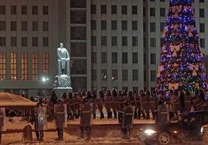 США осуждают применение силы в отношении оппозиционеров в Минске