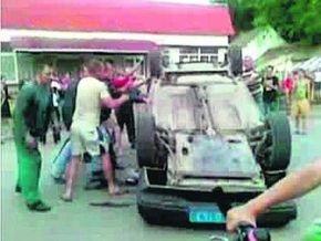 Карпачева защитит закарпатских селян, восставших против милиции