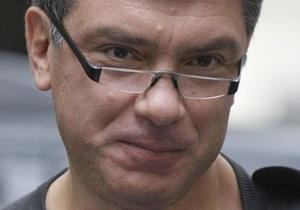 На Корреспондент.net началась трансляция доклада Немцова о состоянии Путина
