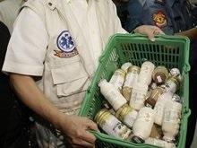 В Китае меламин обнаружен еще в 31 виде продуктов