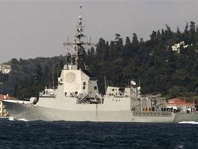 Испания отправит два корабля для борьбы с пиратами