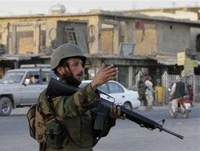 В Кабуле боевики захватили здание представительства ООН: пятеро погибших