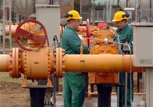 В ожидании роста контрактных цен Украина за полгода выбрала 75% плановых поставок газа