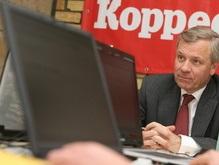Фотогалерея: Генсек НАТО на чате в Корреспондент.net