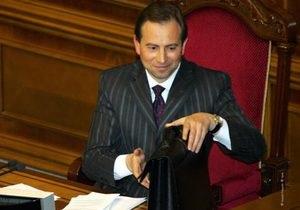 Евро-2012 не отразится на работе парламента – вице-спикер