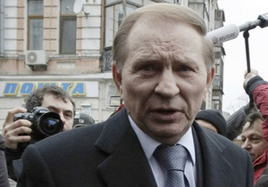 Адвокат матери Гонгадзе заявил, что у ГПУ нет оснований для задержания Кучмы