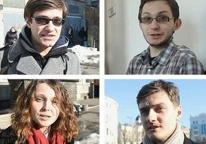 Печально известный министр: студенты сравнили Табачника со старухой Шапокляк и Брежневым