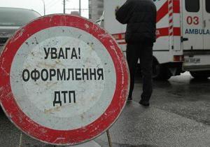 Названы самые аварийные участки киевских дорог